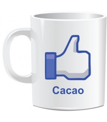 Кружка I like Cacao