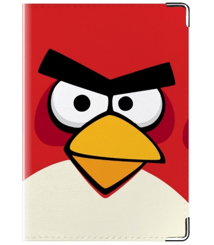 "Обложка ""Angry Birds Red"""